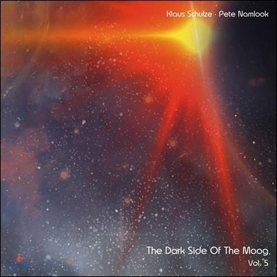 Klaus Schulze & Pete Namlook (클라우스 슐체 & 페테 남루크) - Dark Side Of The Moog Vol. 5 (Psychedelic Brunch) [2LP]