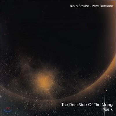 Klaus Schulze & Pete Namlook (클라우스 슐체 & 페테 남루크) - Dark Side Of The Moog Vol. 6 (The Final Dat) [2LP]