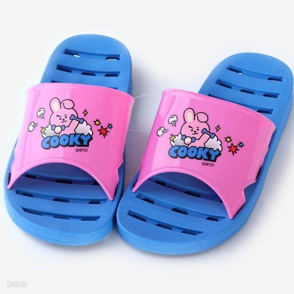 BT21 COOKY 욕실화/캐릭터 욕실화 유아동신발