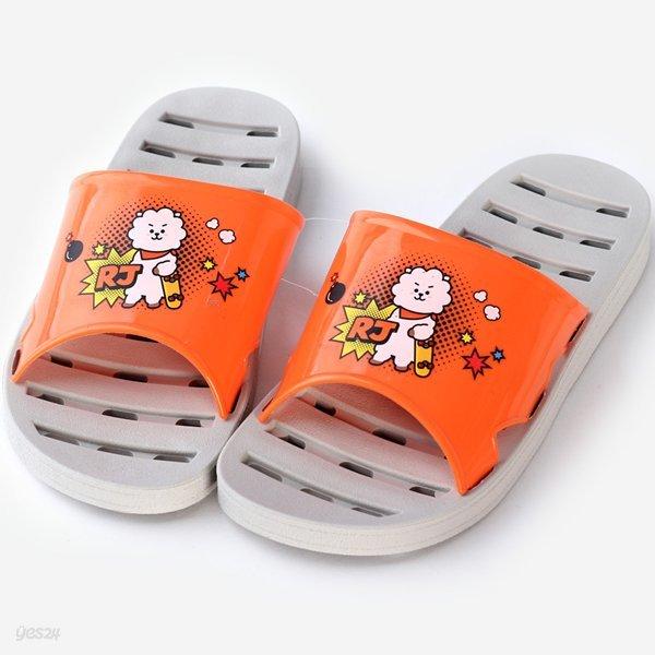 BT21 RJ 욕실화/캐릭터 욕실화 유아동신발