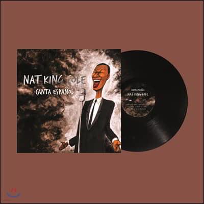 Nat King Cole - Canta Espanol 냇 킹 콜 스페인어 앨범 [LP]