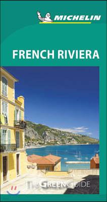 Michelin Green Guide French Riviera
