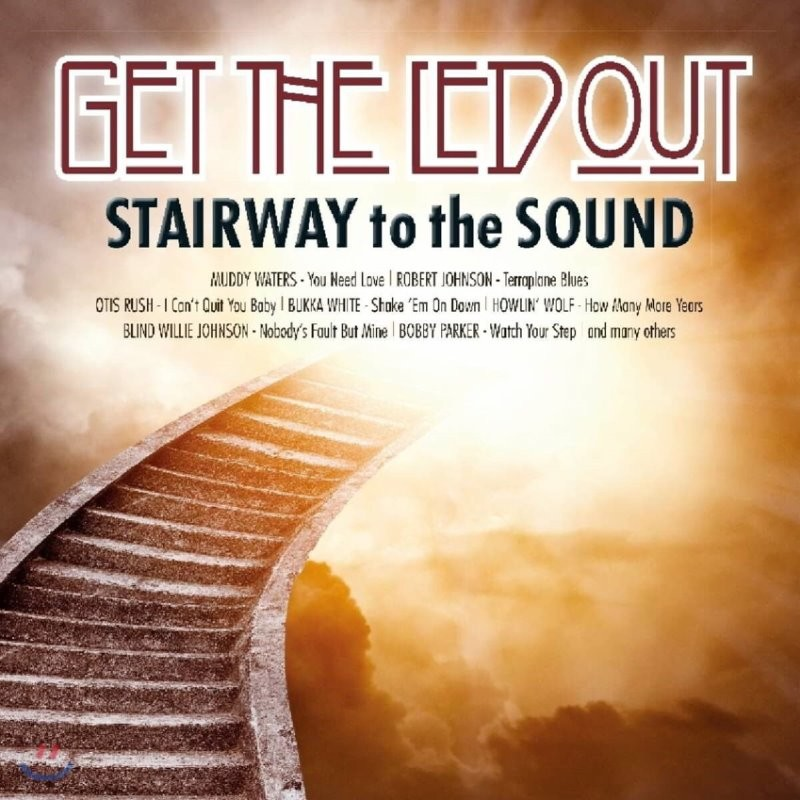 Get The Led Out: Stairway to the Sound [브론즈 컬러 LP]