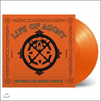 Life Of Agony (라이프 오브 애거니) - Unplugged At The Lowlands Festival '97 [오렌지 컬러 2LP]