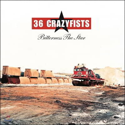 36 Crazyfists (36 크레이지피스츠) - Bitterness The Star [LP]