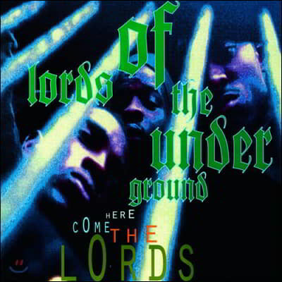 Lords Of The Underground (로드 오브 더 언더그라운드) - Here Come The Lords [2LP]