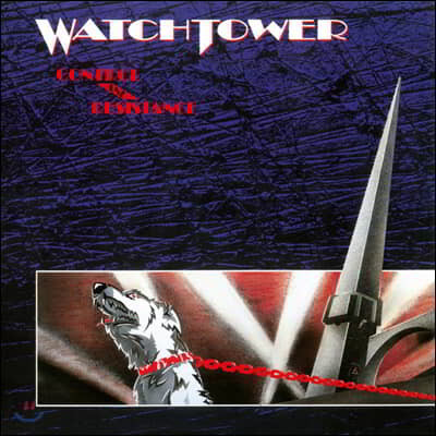 Watchtower (워치타워) - Control And Resistance [LP]