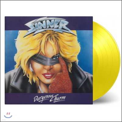 Sinner (시너) - Dangerous Charm [옐로우 컬러 LP]