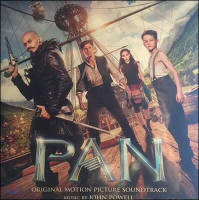 팬 영화음악 (Pan OST by John Powell 존 파웰) [그린 마블 컬러 2LP]