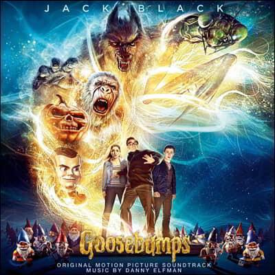 구스범스 영화음악 (Goosebumps OST by Danny Elfman 대니 엘프만) [2LP]