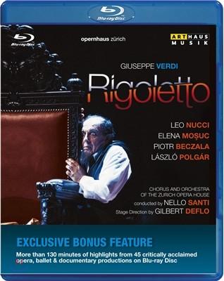 Nello Santi / Leo Nucci / Piotr Beczala 베르디: 리골레토 (Verdi: Rigoletto)