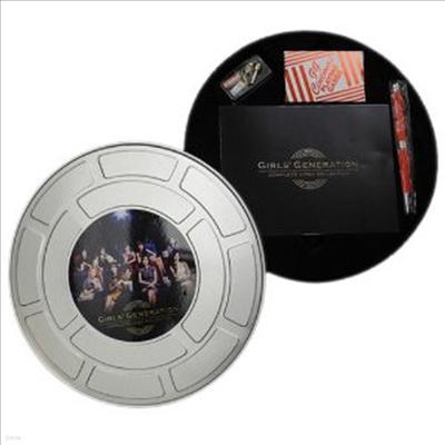 소녀시대 - Girls' Generation Complete Video Collection (3Blu-ray) (완전한정반)(Blu-ray)(2012)