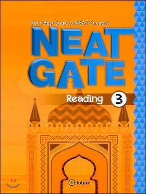 NEAT Gate Reading 3