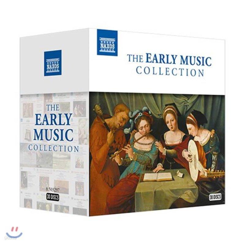낙소스 레이블 고음악 모음집 (The Early Music Collection)