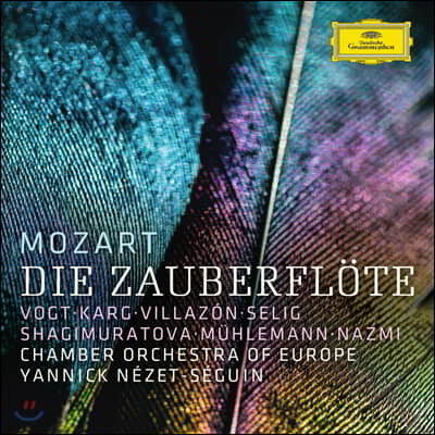 Yannick Nezet-Seguin / Rolando Villazon 모차르트: 오페라 '마술피리' (Mozart: Die Zauberfloe)