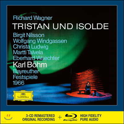 Karl Bohm 바그너: 오페라 '트리스탄과 이졸데' (Wagner: Tristan und Isolde)