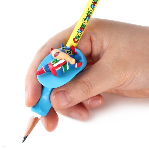 짱구 한석봉 연필 교정기/글씨교정 펜그립