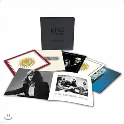 King Crimson (킹 크림슨) - 1972-1974 [6LP 박스 세트]
