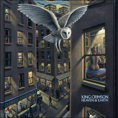 King Crimson (킹 크림슨) - Heaven & Earth [18CD+2DVD+4Blu-ray 박스세트]