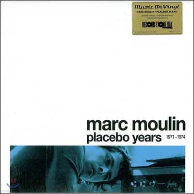 Marc Moulin (마크 물랭) - Placebo Years [LP]