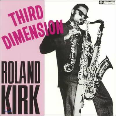 Roland Kirk (롤랜드 커크) - Third Dimension [LP]