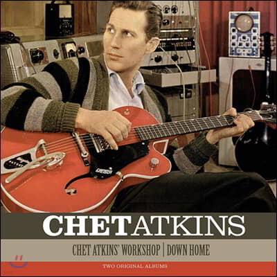 Chet Atkins (쳇 앳킨스) - Chet Atkins' Workshop / Down Home [LP]
