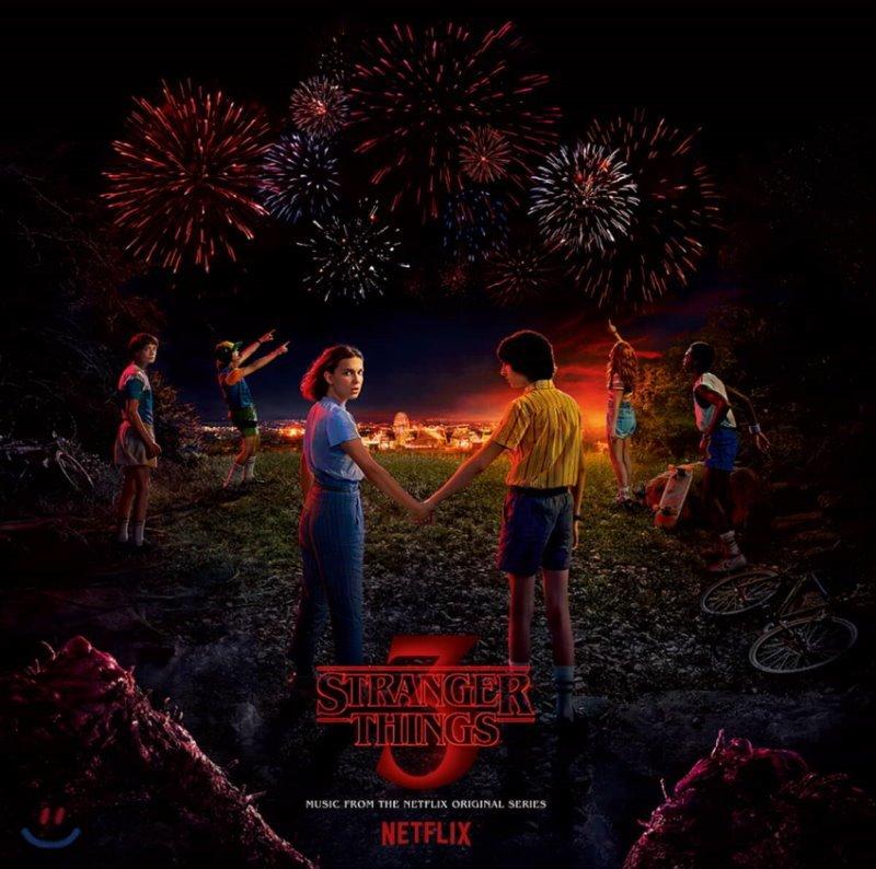 기묘한 이야기 시즌 3 드라마음악 (Stranger Things: Soundtrack from the Netflix Original Series, Season 3)