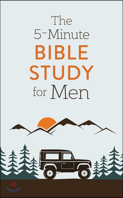 5-Minute Bible Study for Men