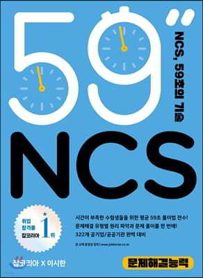 NCS, 59초의 기술 : 문제해결능력