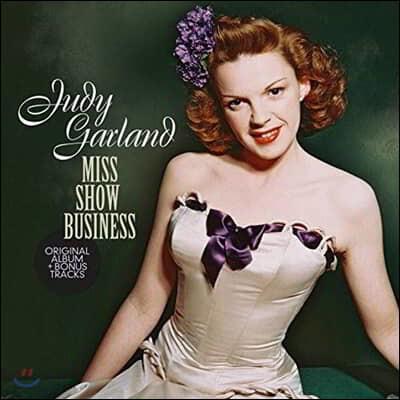 Judy Garland (주디 갈랜드) - Miss Show Business [LP]
