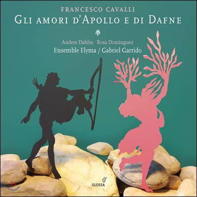 Gabriel Garrido 프란체스코 카발리: 오페라 '아폴로와 다프네의 사랑' (Francesco Cavalli: Gli amori d'Apollo e di Dafne)