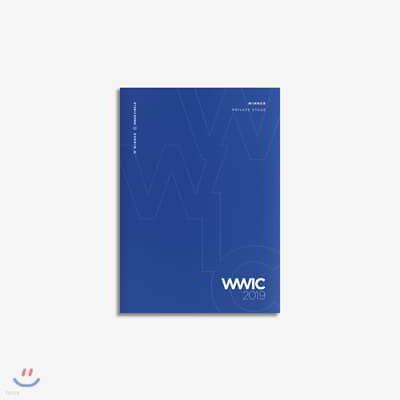 위너 (WINNER) - WINNER PRIVATE STAGE WWIC2019 PHOTO VARIETY SET [LIMITED EDITION]