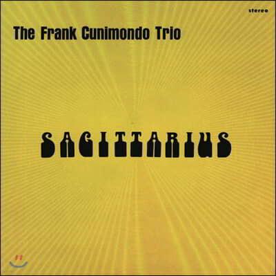 The Frank Cunimondo Trio (프랭크 큐니몬도 트리오) - Sagittarius [LP]