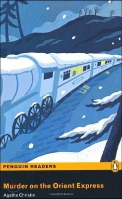 Penguin Readers Level 4 : Murder on the Orient Express (Book & CD)
