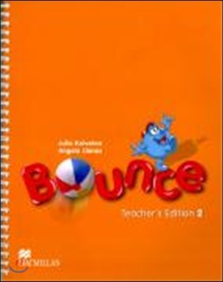 Bounce 2 : Teacher's Book