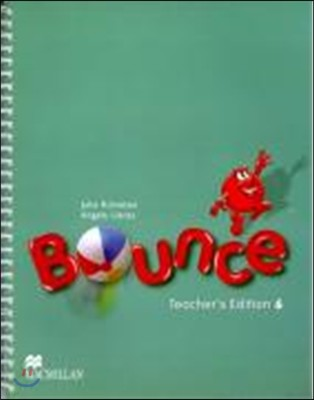 Bounce 6 : Teacher's Book