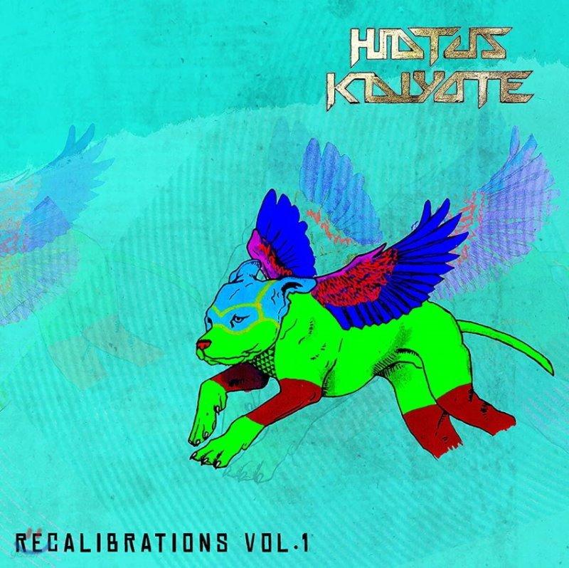 Hiatus Kaiyote (하이에이터스 카이요테) - Recalibrations Vol.1 [LP]