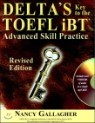 Delta's Key to the TOEFL iBT (with CD)