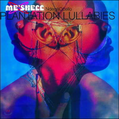 Me'Shell NdegeOcello (미셸 뉴게첼로) - Plantation Lullabies [2LP]
