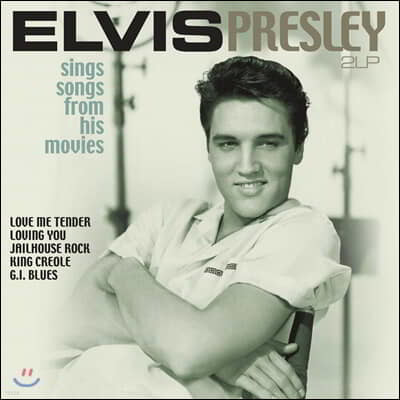 Elvis Presley (엘비스 프레슬리) - Sings Songs From His Movies [2LP]