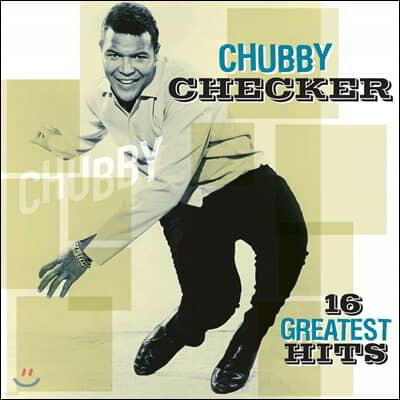 Chubby Checker (처비 체커) - 16 Greatest Hits [LP]