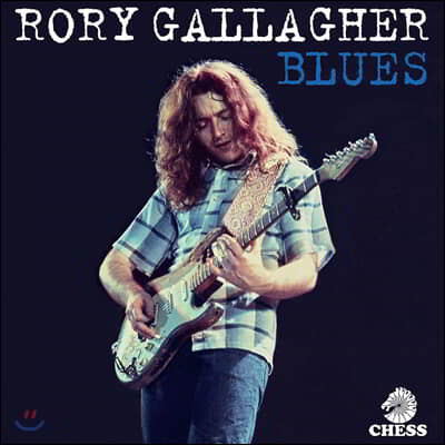 Rory Gallagher (로리 갤러거) - Blues (Deluxe Edition)