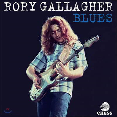 Rory Gallagher (로리 갤러거) - Blues [2LP]