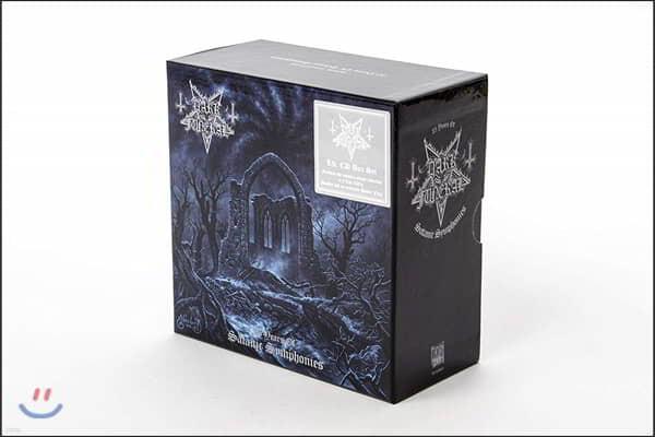 Dark Funeral - 25 Years Of Satanic Symphonies 다크 퓨네럴 박스 세트