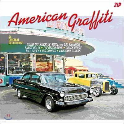 청춘 낙서 영화음악 (American Graffiti OST) [2LP]
