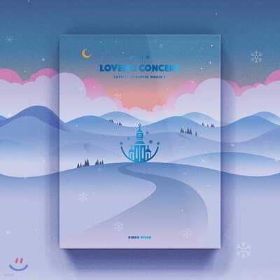 러블리즈(LOVELYZ) - 2019 LOVELYZ CONCERT [겨울나라의 러블리즈3] [스마트 뮤직 앨범(키노 앨범)]