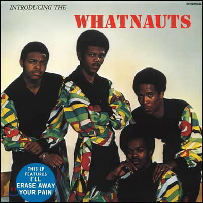 Whatnauts (왓넛츠) - Introducing The [LP]
