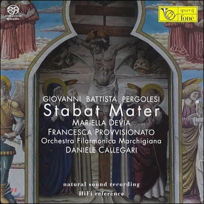 Daniele Callegari 페르골레지: 스타바트 마테르 (Pergolesi: Stabat Mater) [LP]