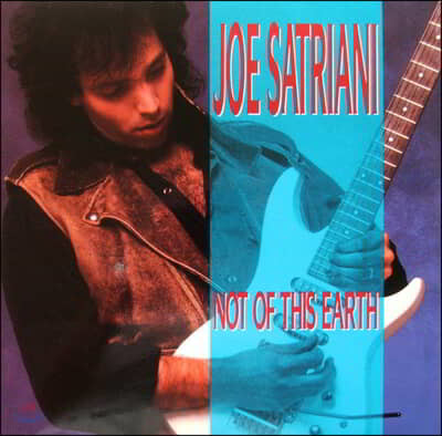 Joe Satriani (조 새트리아니) - Not Of This Earth [LP]