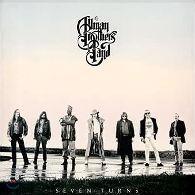 The Allman Brothers Band (올맨 브라더스 밴드) - Seven Turns [LP]